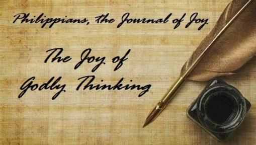 The Joy of Godly Thinking