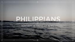 Philippians  PowerPoint image 1