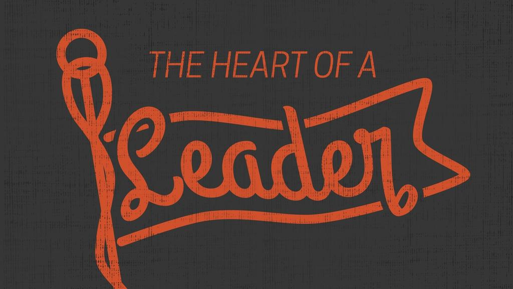 The Heart of a Leader large preview