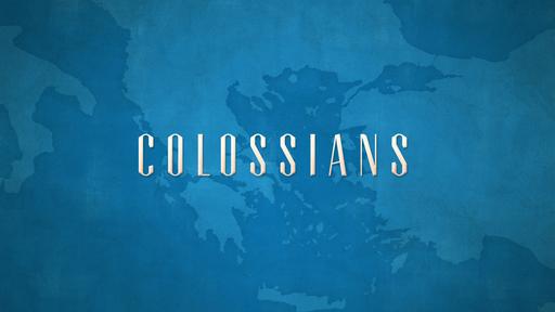 Sunday Sermon Colossians 3:5-7