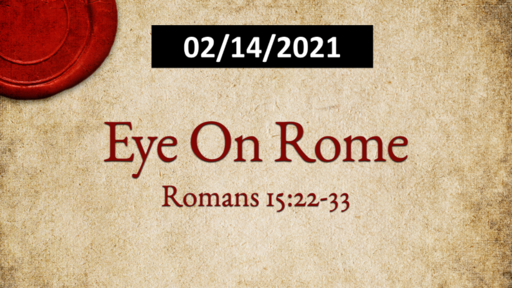 Eye On Rome