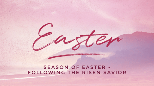 Easter Season Live Stream