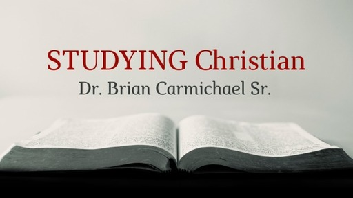 A Studying Christian