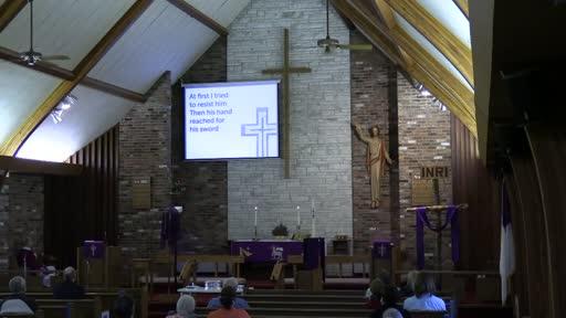 03 28 21 Palm Sunday Part 2: The Mission of God