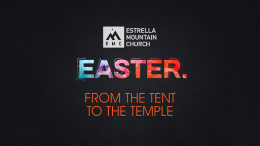 FROM THE TENT TO THE TEMPLE (AUDIO)