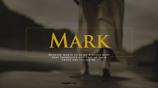 2021-03-28 - Palm Sunday - The Patience of God - Mark 11