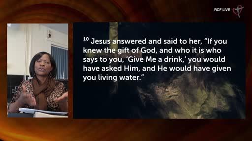 RCF 290321 Teaching Service - Juliet Najja - Mysteries of God