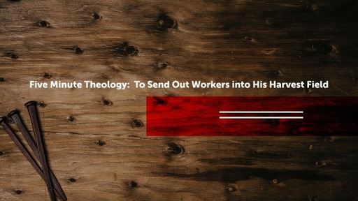 send out five minute theology