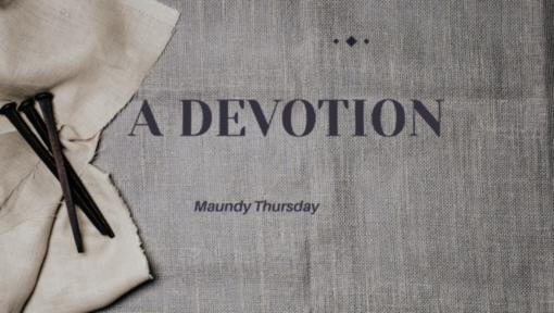 A Devotion