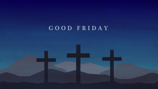 Countdown To The Cross (Good Friday)