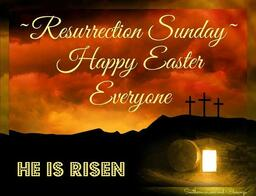 Come celebrate the Resurrection with us on Sunday April 4, 2021 at 9:00am