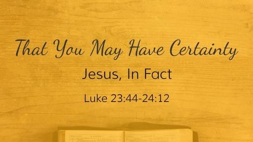 Luke 23:44-24:12