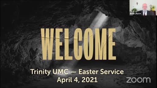 Easter Service—April 4, 2021