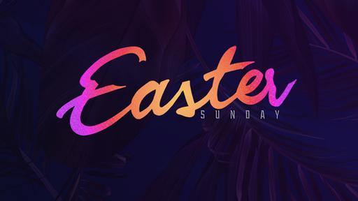 2021-04-05 Easter Sunday - Matthew 28