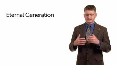 Eternal Generation and the Metaphor of Sonship