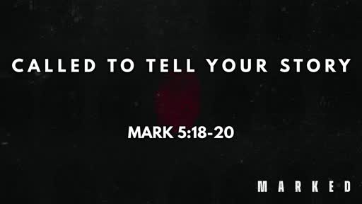 Called To Tell Your Story