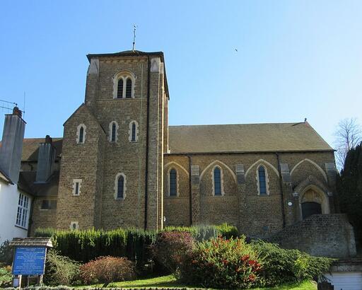 St Edmund Church