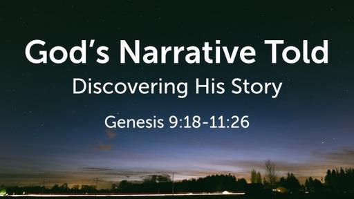 God's Narrative Told