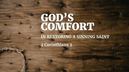 God Desires to Unite