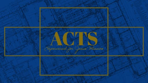Acts: Empowered To Care For One Another!