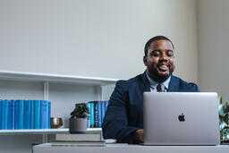 Man Working on Laptop  image 2