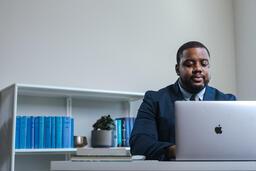 Man Working on Laptop  image 3