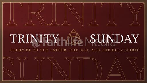 Trinity Sunday Celtic