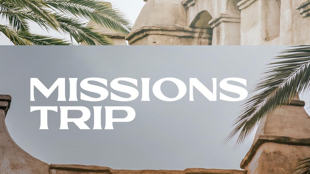 Mission Trips Palm large preview