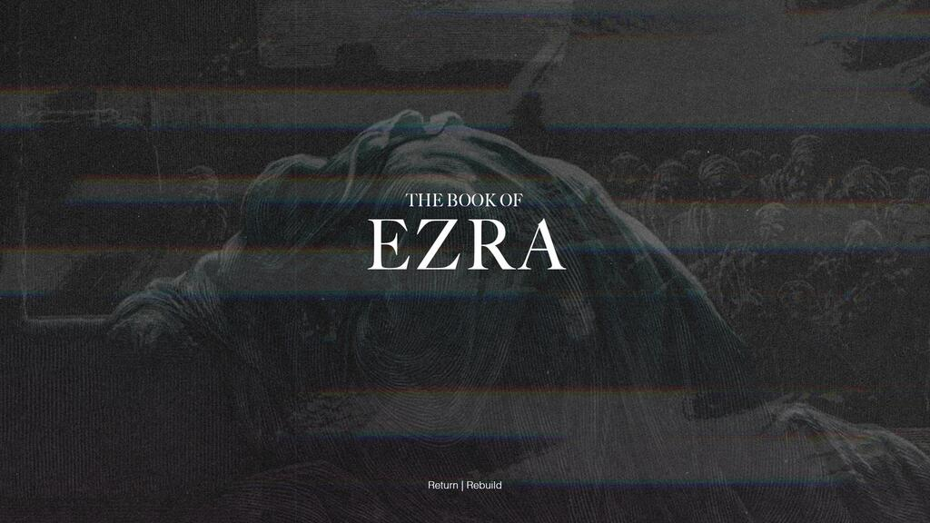 The Book of Ezra large preview