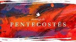 Pentecost Sunday Abstract  PowerPoint image 3
