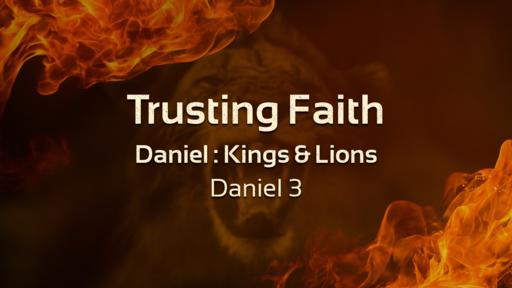 Trusting Faith