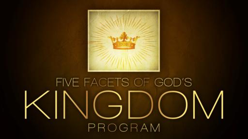 2021-03-21 PM (TM) - Life of Christ #83 - Five Facets of God's Kingdom Program