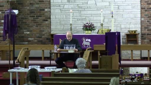 02 25 21 Lenten Bible Study