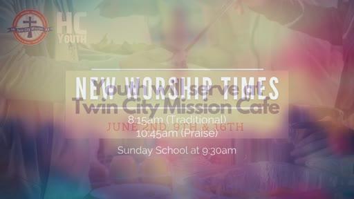 Heritage Worship - April 18, 2021