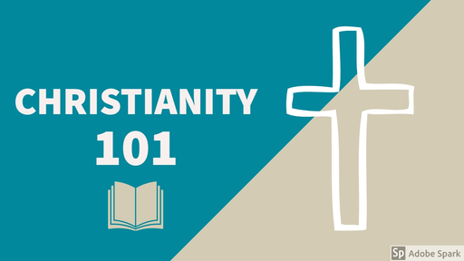 Christianity 101 - Week 7 > Giving