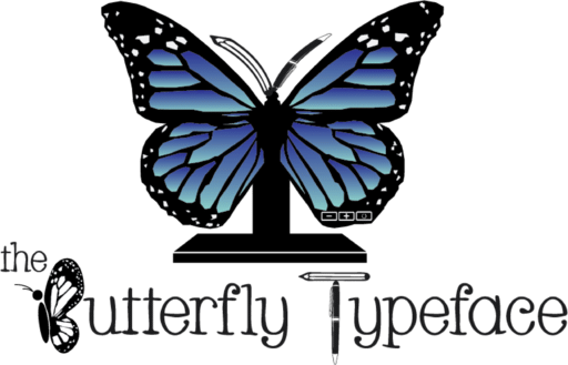 Butterfly Typeface [Converted]