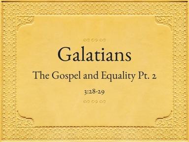 Galatians (14)