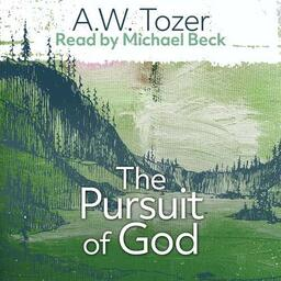 Pursuit of God Cover