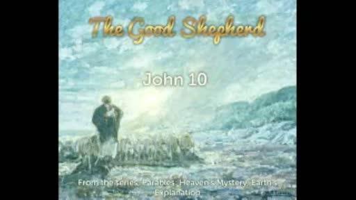 Good Shepard - John 10:1-6