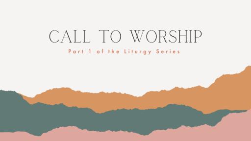 Liturgy Series