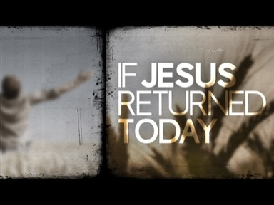 If Jesus Returned Today - A Mini-movie