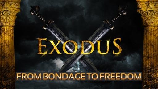 4-25-21 Sunday PM- Exodus Pt. 11