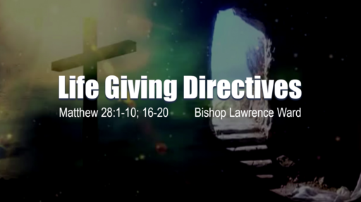 Life Giving Directives