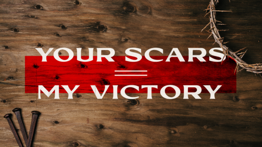Your Scars = My Victory
