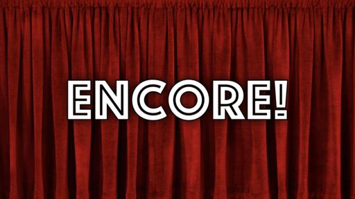 2021-04-26 - Sunday Encore