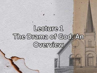Literature of Bible (Drama/Ampec) Summer 21