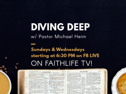 Diving Deep w/ Michael Heim