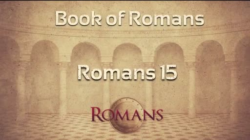Debtors - Romans 15:23-28