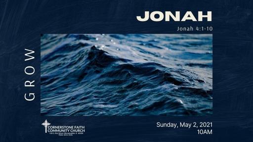 May 2, 2021 - Jonah - Grow