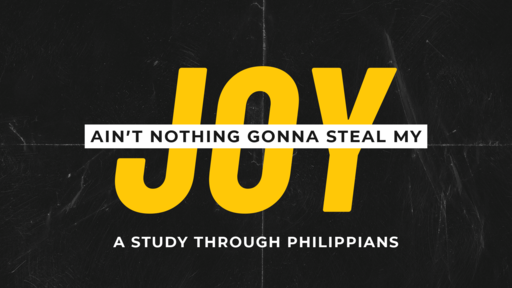 Ain't Nothing Gonna Steal My Joy